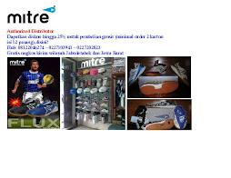 Dapatkan produk MITRE original KLIK di sini!