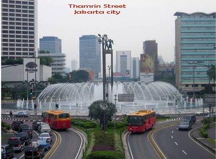Thamrin street