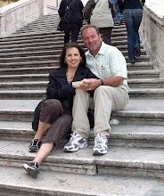 Kim and Jona, Rome, Italy 2008