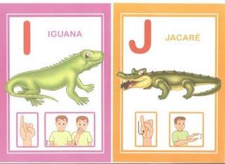 ij 6 modelos de alfabeto em Libras: 1 é só copiar e 5 para DOWLOAD. para crianças