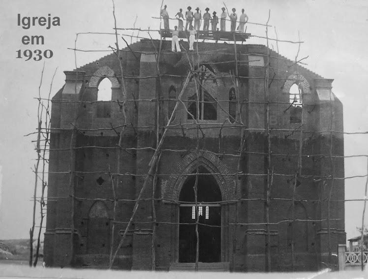 IGREJA MATRIZ EM 1930