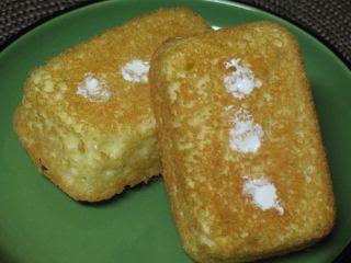 Homemade Twinkies!