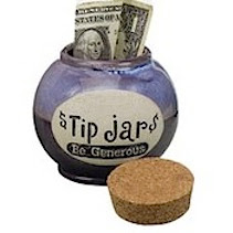 Fat City Tip Jar