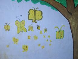 Mariposas amarillas