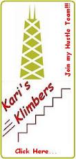 Join Kari's Klimbers