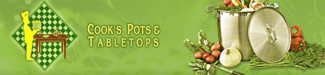 Cooks Pots & Tabletops