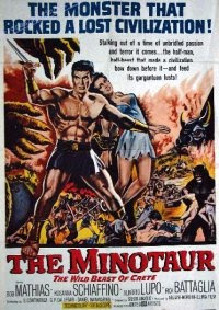 Teseu Contra O Minotauro