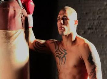 Pacquiao vs cotto live roach cotto likes his new tattoos for Cotto new tattoo