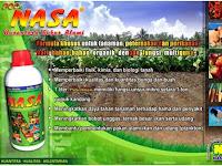 POC NASA (Pupuk Organik Cair Natural Nusantara)