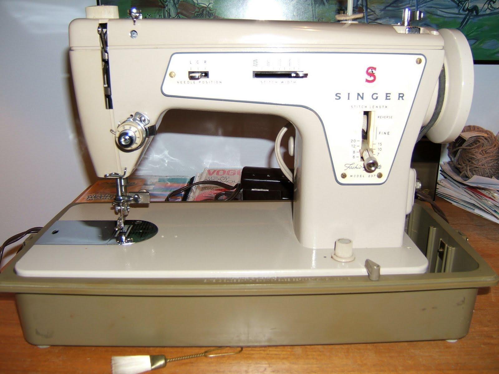 Singer 257 Sewing Machine Parts 46