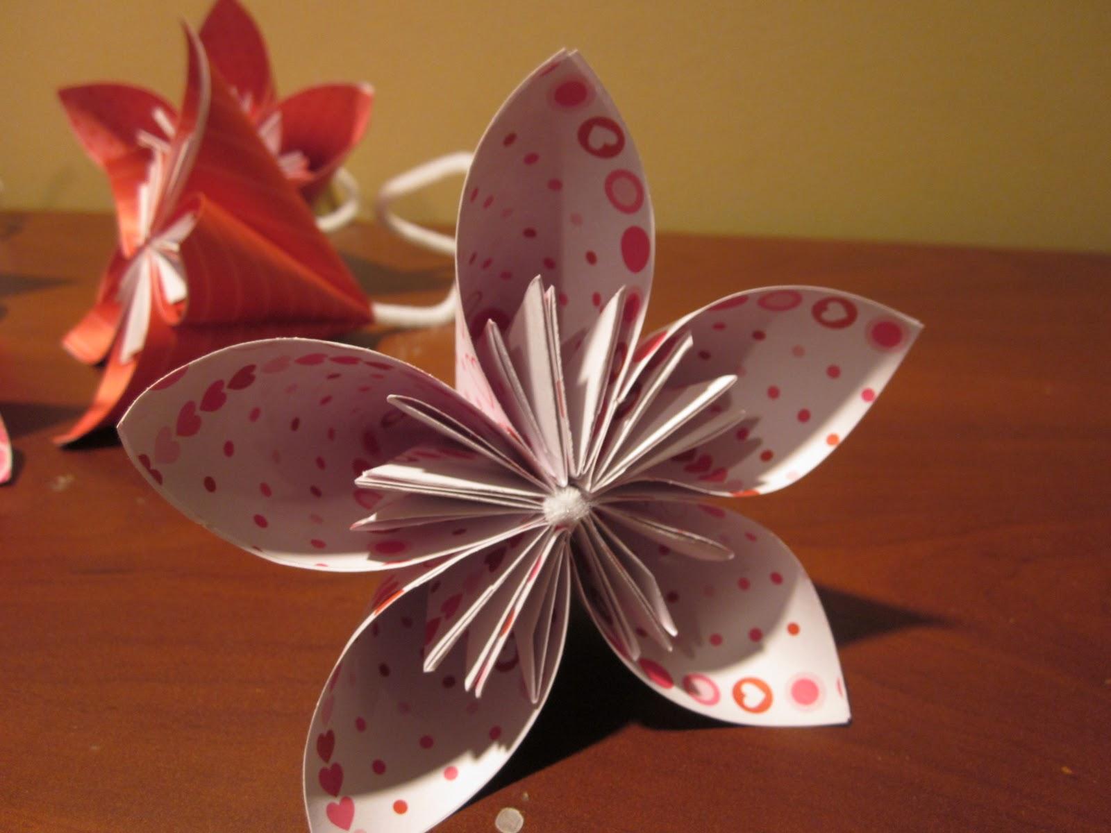Chick N Scrap Paper Flowers