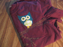 Men's owl shirt 2007