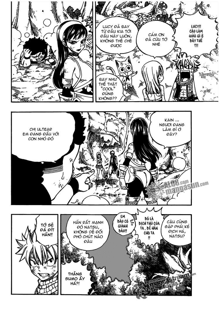 Fairy Tail chap 226 page 17 - IZTruyenTranh.com