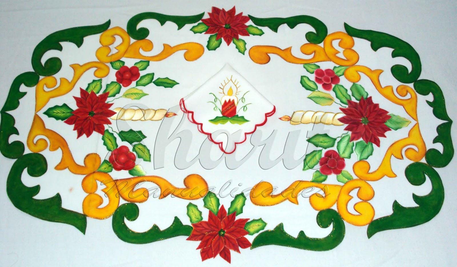 Sharit manualidades y mas centro de mesa navide o - Centros de mesa navidenos manualidades ...