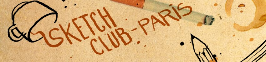 Sketch-Club Paris