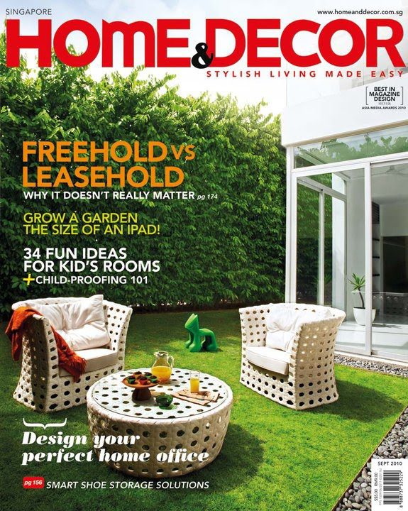 Home & Decor Magazine Feature