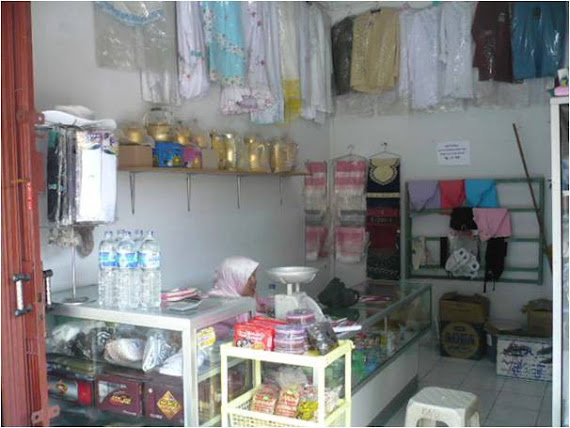 Bidang Usaha Penjualan Oleh-oleh haji dan Busana Muslim