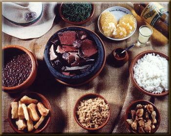 Comida Típica Brasileira