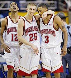 juan+dixon+steve+blake+maryland+basketba