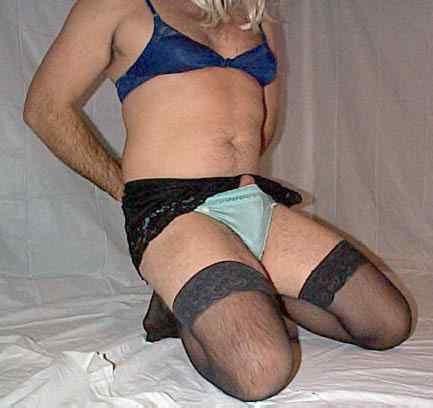 Wife Made Me Wear Panties
