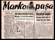 ESİN KAYNAĞIMIZ : Marko Paşa