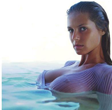 Heidi Klum born June 1, 1973