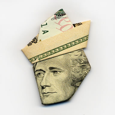 Cool Money Origami Pictures | Cool Things Collection