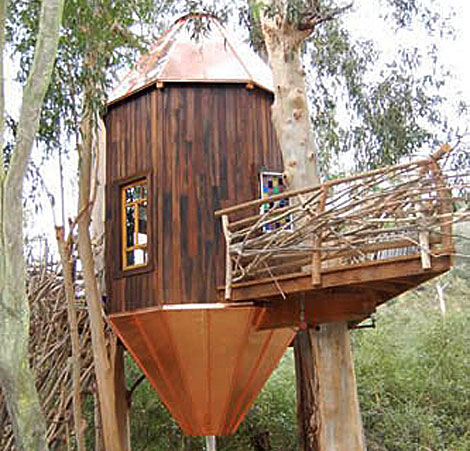 cool treehouses from around the world cool things