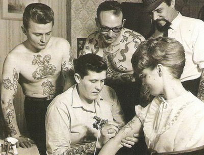 vintage tattoo photos. Vintage Tattoos