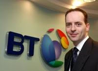 Complaint to BT CEO Ian Livingston
