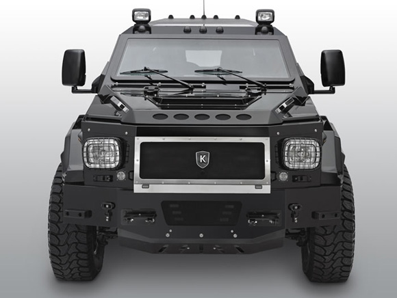 Knight Xv A Cool Suv