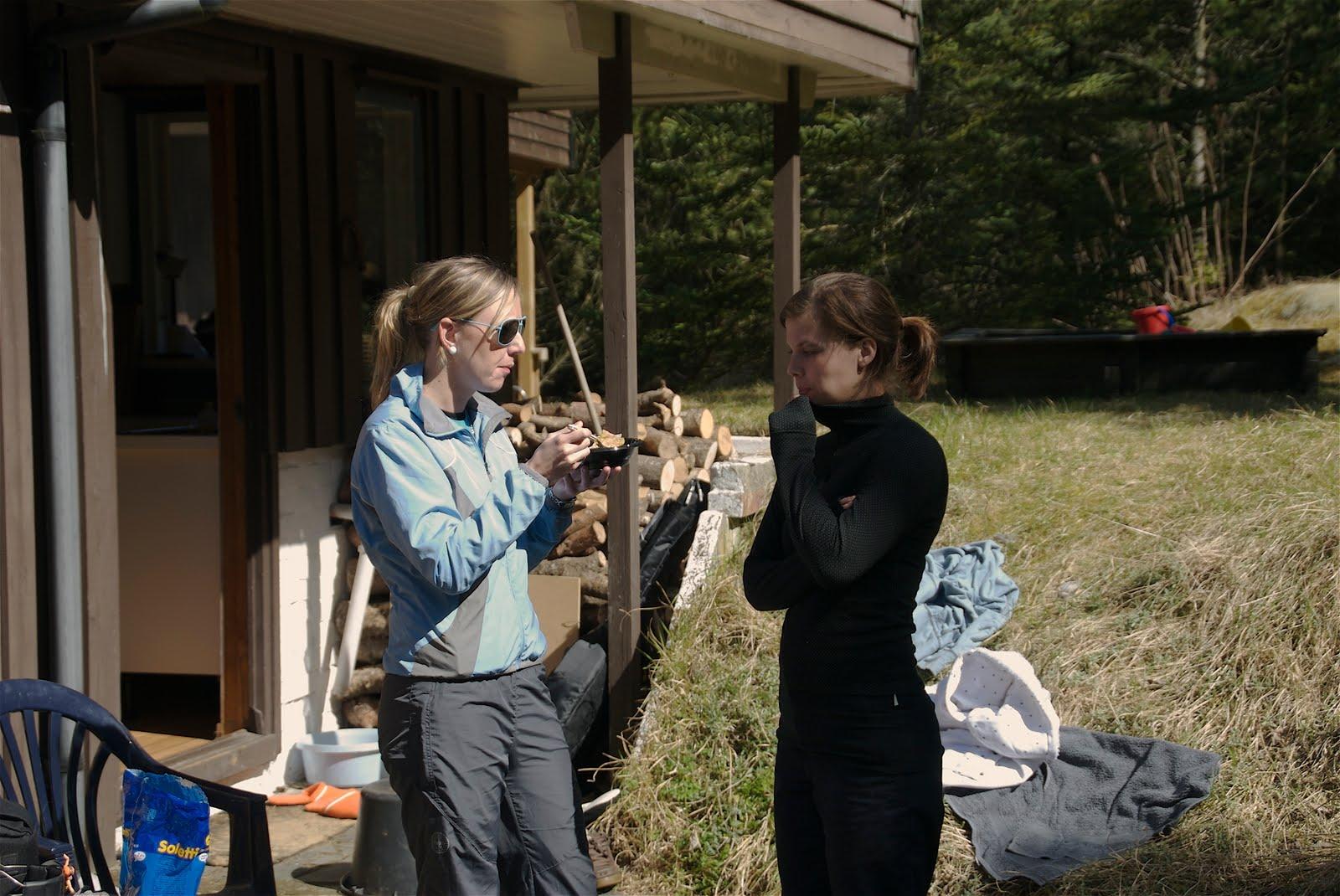 Rannveig og Anne Marthe
