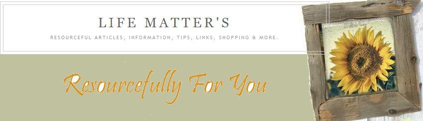 Life Matter's