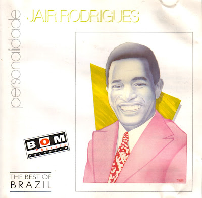 Cd Jair Rodrigues - Personalidade