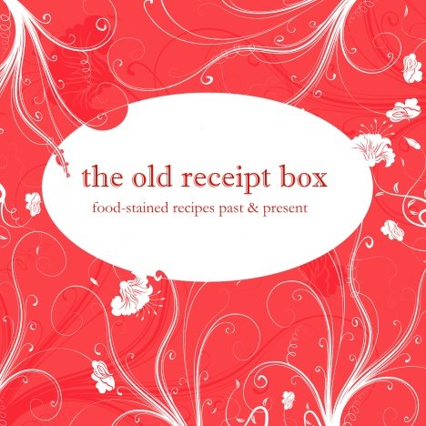 The Old Receipt Box