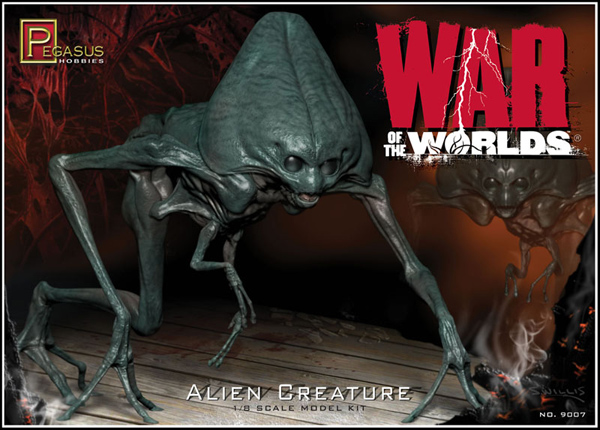 war of the worlds alien tripod. hot Alien Tripod from War Of