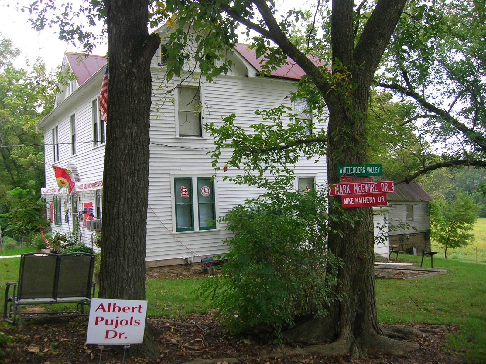 Albert pujols house