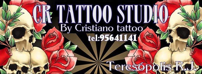 cr tattoo studio by cristiano tattoo Teresópolis .R.J.