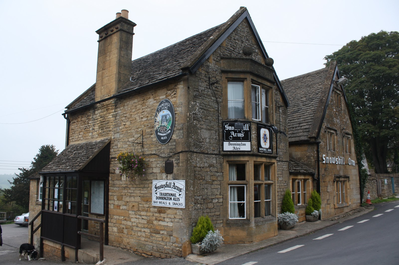 Snowshill Arms, Snowshill