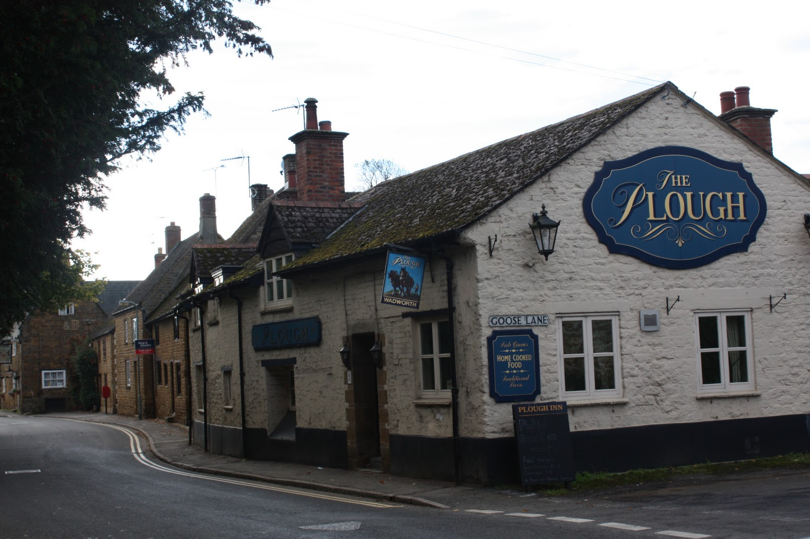 The Plough, Bodicote
