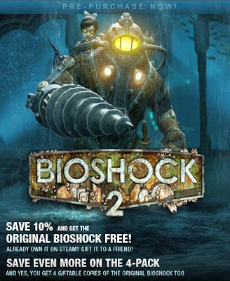 bioshock 2 on steam
