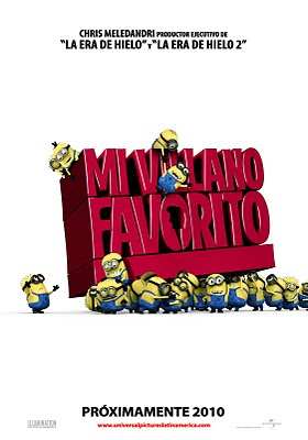 Despicable me / Mi villano Favorito