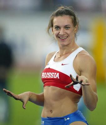 Elena Isinbyeva