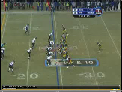 nfl at ustream