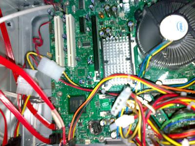 Problemas con el HSF de LGA775 de Intel
