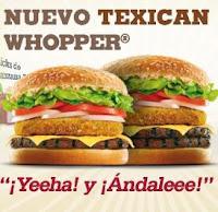 Cachito y la Texican Whopper
