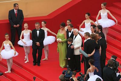 La premiere de UP en Cannes