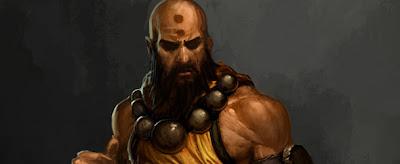 Monk/ Monje para Diablo III