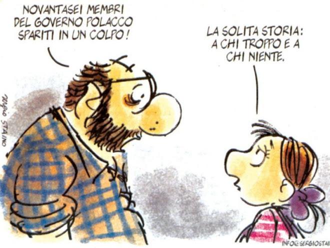 Vignetta di Staino
