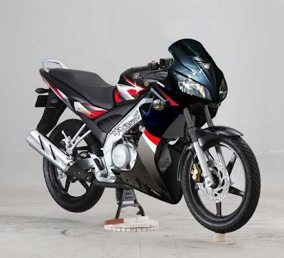 Yamaha Vixion 150 cc Full Fairing Sport Bodykit